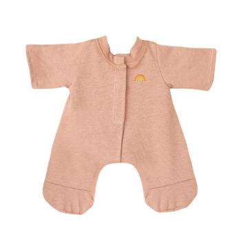 Olli Ella Dinkum Doll Pajamas Blush
