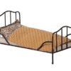 Maileg Vintage Bed Mini Anthracite