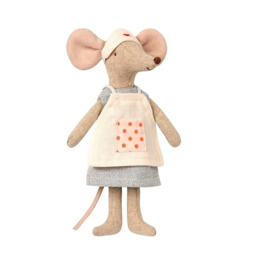 Maileg Nurse Mouse Little French Heart