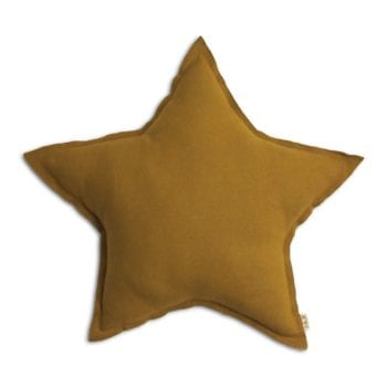Numero 74 Gold Star Cushion Little French Heart
