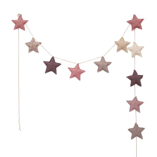 Numero 74 Mini Star Garland Little French Heart