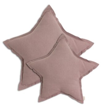 Numero 74 Star Cushion Dusky Pink
