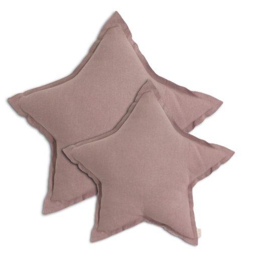 Numero 74 Star Cushion Dusky Pink