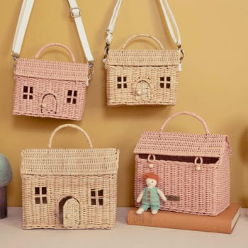 Olli Ella Casa Bags - Little French Heart