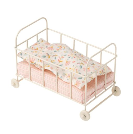 Metal Baby Cot Micro (New style)