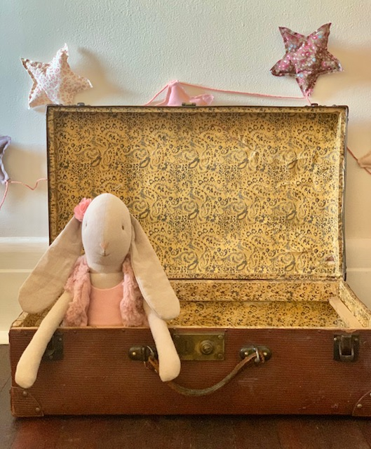 Maileg Tale Maileg Rabbit in the Suitcase