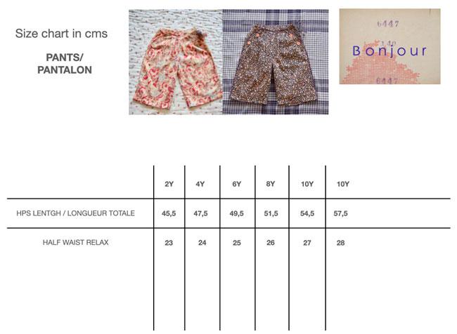 Pants-_-Size-charts