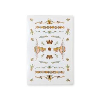 Atelier Choux Gold Foil Temporary Tattoos