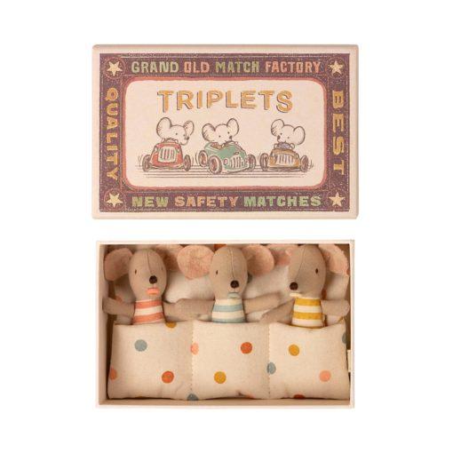 Maileg Triplets