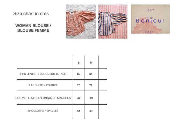 Woman-blouse-Size-Chart