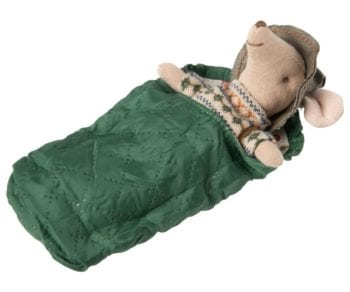 Maileg Hiker Mouse Big Brother Sleeping Bag
