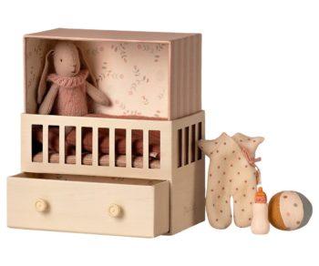 Maileg Micro Baby Room New