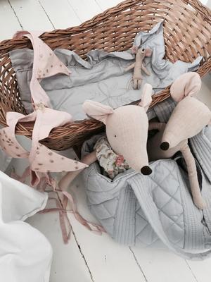 Bonne Mere Nursing Bag - Dove