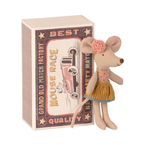 Little-Sister-In-Matchbox Little French Heart