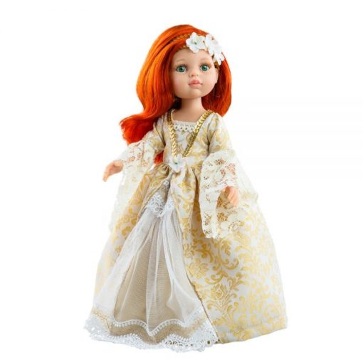 Paola Reina Susana Doll Little French Heart