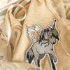 Mrs Mighetto 1 Patch - Flying Pony