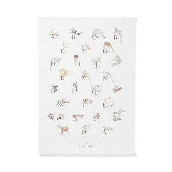 My First Alphabet Poster