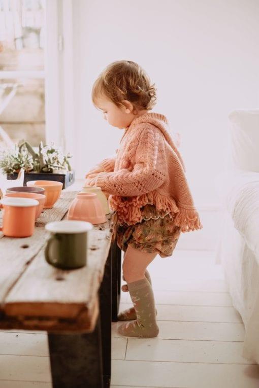 Louise Misha Folk Flowers Bloomers Little French Heart