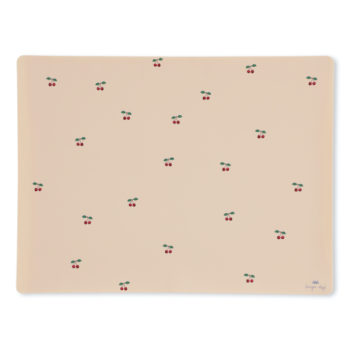 Cherry kids Table placemat