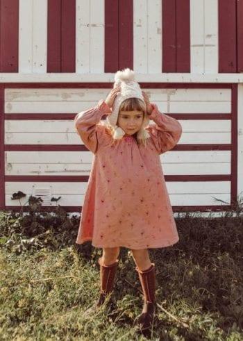 Louise Misha Lorena Sienna Meadows Little French Heart