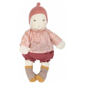 Les Bebes baby girl Doll