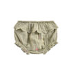 Baby Girls-Bloomers-Janelle-KhakiFlowers-2