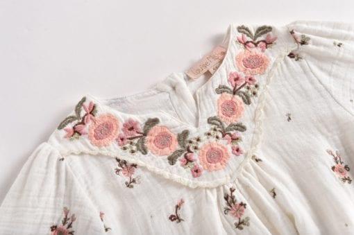 Girls-Dress-Ines-Off-WhiteFlowers