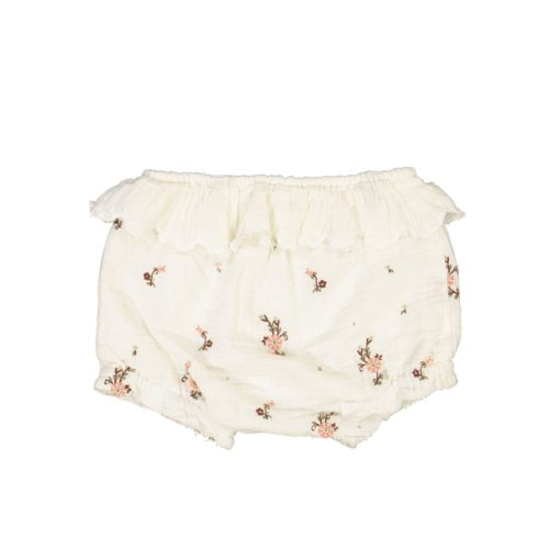 Louise Misha Bloomers Off white Flowers little french heart