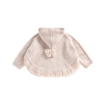 Louise Misha Cape Creme Little French Heart