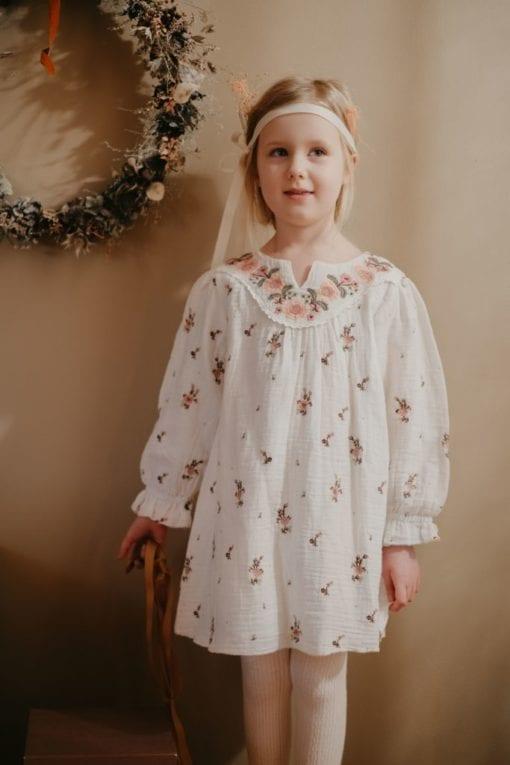 Louise Misha White Dress