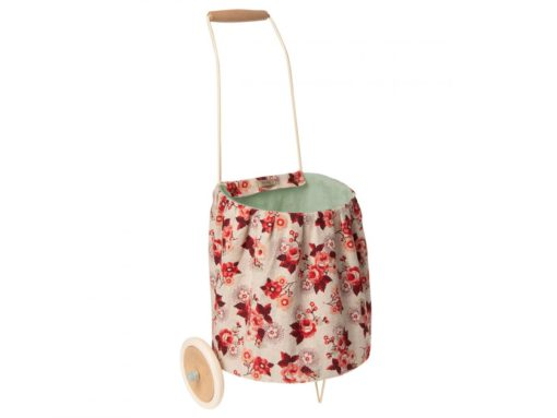 Maileg Trolley Rose Little French Heart