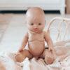 Noah Baby Doll Little French Heart