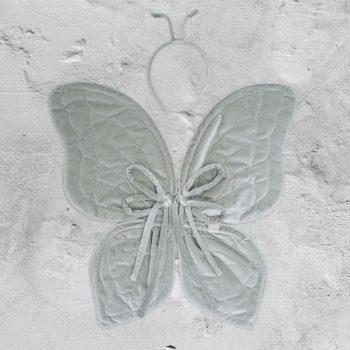 Numero 74 Butterfly-Wings-Grey