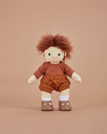 Olli Ella Dinkum Doll Snuggly Set - Toffee