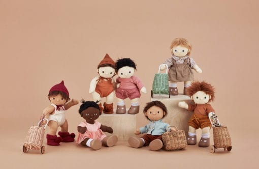Olli Ella Dinkum Doll Prairie Set