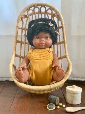 Paola Reina Gordis Doll Faith Little French Heart