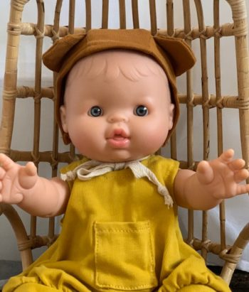 Paola Reina Gordis Noah Baby Doll Little French Heart