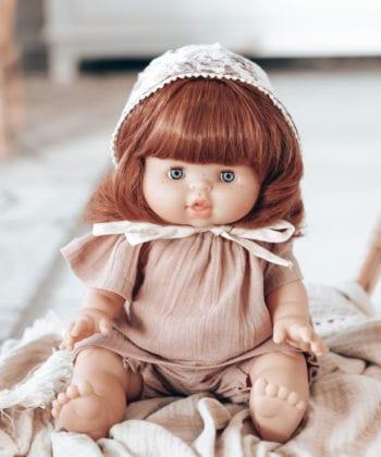 Summer Doll Little French Heart
