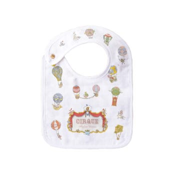 Atelier Choux Circus Bib Little French Heart