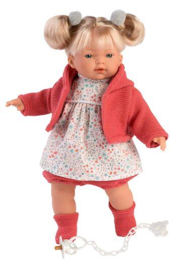 Crying Baby Aitana Llorona Doll Llorens