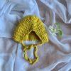 Dolls Baby Bonnet Marigold