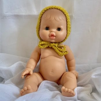 Dolls Baby Marigold Little French Heart