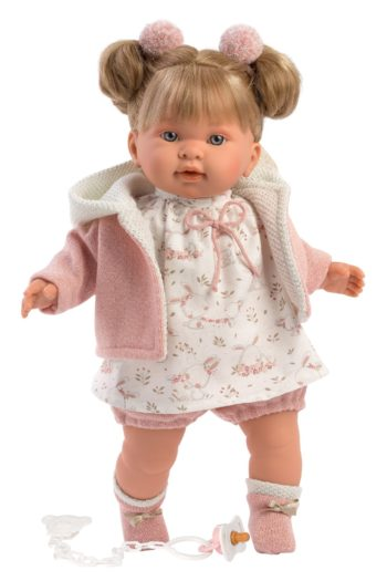 Llorens Doll Baby Alexandra
