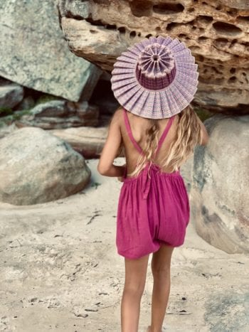 Lorna Murray Wax Flower Capri