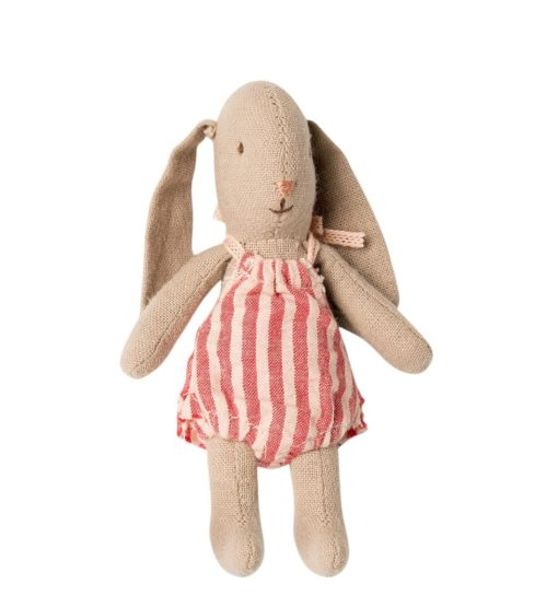 Maileg Micro Bunny Little French Heart