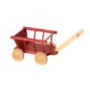 Maileg Red Wagon Little French Heart