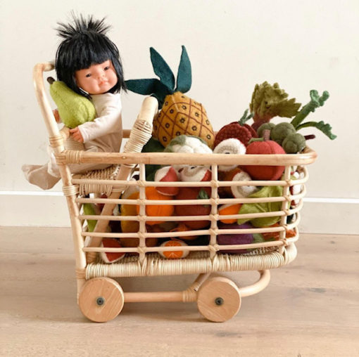 Tiny Harlow Shopping Trolley