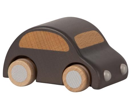Maileg Wooden Car Anthracite
