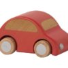 Maileg Wooden Car Red