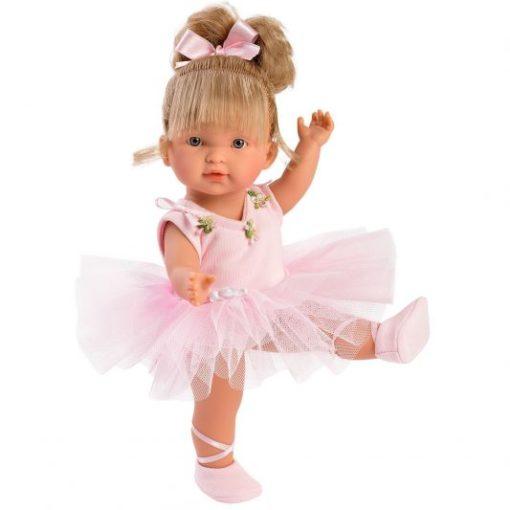 Llorens Crying Baby Doll Valeria Ballet